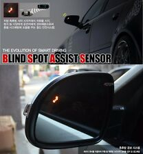 Side Rear Blind Spot Assist BSA Sensor 1Set For KIA Optima 2011 2015
