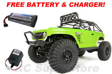 Axial SCX10 Deadbolt 4WD RTR Rock Crawler RC Truck COMBO FREE BATTERY & CHARGER