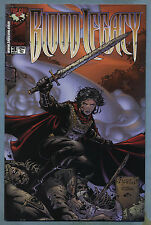 Blood Legacy The Story of Ryan #3 2000 Image Top Cow Comics