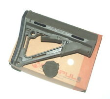 Elements OD Color CTR Stock for Airsoft AEG