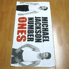 Michael Jackson Handtuch,kopfkissen Decke 75cm x 40cm für MJ Fans 05714