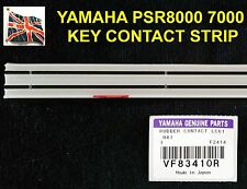 Yamaha PSR 7000 8000 9000 EX7 SYNTH Key contact rubber strip VF834100 LC61 NEW