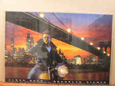 vintage 1991 James Dean Brooklyn Nights original actor poster 8756