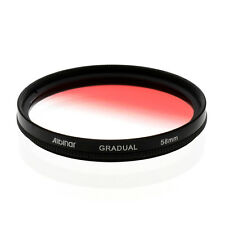 Albinar 58mm Red Graduated Gradual Color Filter