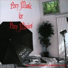 Porn Music For Porn Movies by Willie Magg (CD, 3nigma Records)