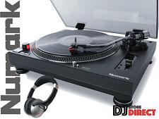 Numark TT250USB - Professional DJ Direct Drive Turntable *FREE HF125 HEADPHONES*