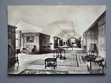 R&L Postcard: Parham Park Sussex Long Gallery, Country Life Real Photo
