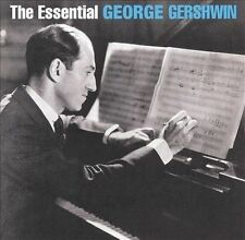 FREE US SH (int'l sh=$0-$3) NEW CD Various Artists: Essential George Gershwin Li