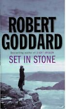 ROBERT GODDARD ___ SET IN STONE ___ BRAND NEW ___ FREEPOST UK