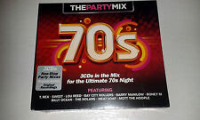 Party Mix 70s 3cd set T.REX ARGENT HELLO SWEET BONEY M SAILOR DAWN MEAT LOAF ETC