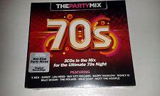 Party Mix 70s 3cd set T.REX ARGENT HELLO SWEET BONEY M SAILOR DAWN MEAT LOAF ETC