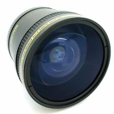 Super Hi Def 0.17x Fisheye Lens For Pentax K-3 K-3 II (For 18-135mm Lens)
