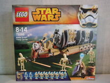 Lego Star Wars 75086 Battle Droid Troop Carrier-nuevo & OVP