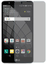 Clear Tempered Glass Screen Protector For LG Stylo 2 Plus MS550 / K550 Phone