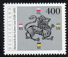 GERMANY MNH 1995 SG2650 800th Anniversary of the Death of Heinrich der Löwe