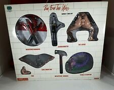 PINK FLOYD The Wall Series One Collectors Box set SEG 6 Action Figures NIB USA