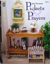 """Pickets & Prayers"" Tole Painting Craft Book - 19 Projects for Home & Garden"