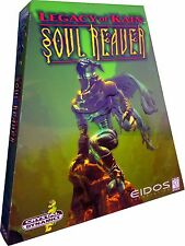 Legacy Of Kain: Soul Reaver - PC *Vintage 1999 Rare Triangle Box* New!! MISB!!