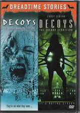 Decoys / Decoys - The Second Seduction  (DVD 2 disc) NEW