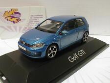 """Herpa 070775 - Volkswagen Golf 7 GTI Baujahr 2013 """" blaumetallic """" 1:43"""