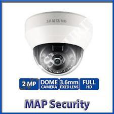 Samsung SND L6083R 2megapixel full hd varifocal infra red  UK STOCK SHIP DAILY