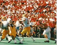 Nebraska Huskers Jared Tomich Signed Autographed Photo COA 2X All American