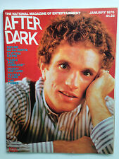 AFTER DARK MAGAZINE JAN 1976 CLIFTON DAVIS PETULA CLARK OSCAR DE LA RENTA RUDD