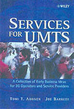 Services for UMTS, Tomi T. Ahonen