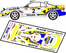 DECALS 1/43 TOYOTA CELICA St185 - #2 - HOLOWCZYC - RALLYE POLOGNE 1996 - D43020