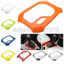 Car ABS Interior Accessories Gear Trim Frame For Jeep Renegade 2015-2016