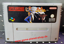 Lufia RPG (pal) RPG  Super Nintendo SNES Modul Sammlung by Game-Planet-shop