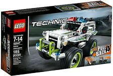 LEGO 42047 Technics Police Interceptor NEW MISB
