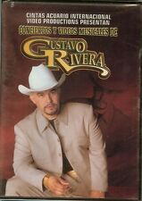 GUSTAVO RIVERS - Conciertos y Videos Musicales de- DVD - NEW