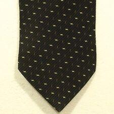 """GIORGIO ARMANI CRAVATTE silk tie made in Italy width 3.75"""""""