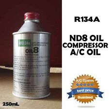 ND 8 HFC R134a A/C Auto Air Conditioning Compressor Oil Denso Lubricants ND8
