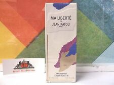 VINTAGE 1986 MA LIBERTE DE JEAN PATOU EDT 1.7 OZ / 50 ML HARD TO FIND NIB