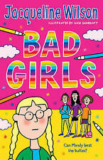 Bad Girls by Jacqueline Wilson (Paperback, 2006) New Book