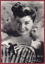 ESTHER WILLIAMS 12 ATTRICE ACTRESS CINEMA MOVIE USA - NUOTO SWIMMING Cartolina