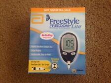 FreeStyle Freedom Lite Blood Glucose Monitoring System - New