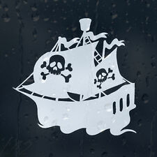 Pirate Ship Car Decal Vinyl Sticker For Window Bumper Panel