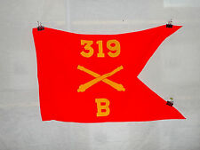 flag511 WW 2 US Army Airborne Guide on 319th Field Artillery B Battery