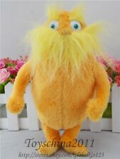 "Free Shipping Dr. Seuss The Lorax Plush Toy, Lorax Baby Toy Gift  9"" Boys & GirL"