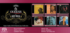 NEW ESOTERIC SACD/CD Hybrid ESSO-90143/48 6 QUEENS of JAZZ VOCAL Box set  NIB