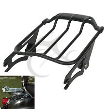 Air Wing 2-Up Luggage Rack For Harley Touring Road King Street Glide 2009-up 09