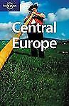 Lonely Planet Central Europe-ExLibrary