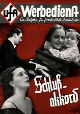SCHLUSSAKKORD (1936) * switchable English subs and German and Spanish audio *