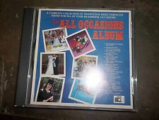THE ALL OCCASIONS ALBUM CD   (HH3)