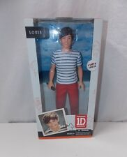 "1D One Direction Louis Tomlinson Doll Video Collection 11"" New"