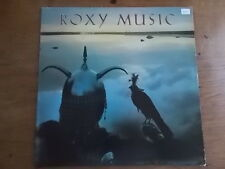 ROXY MUSIC AVALON 1982 super deluxe Vinyl LP Album 33rpm Record