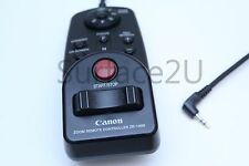 Canon ZR-1000 Zoom Camcorders Control-L Lanc Remote Controller - Fast Free Ship
